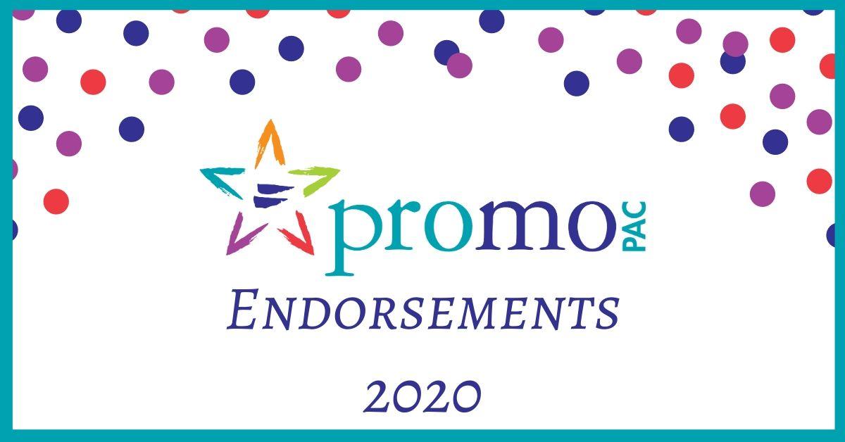 PROMO PAC Endorsements 2020